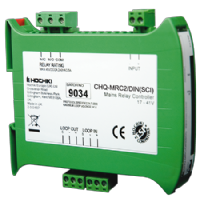 HOCHIKI CHQ-MRC2/DIN(SCI) Mains Relay Controller - DIN Module with SCI
